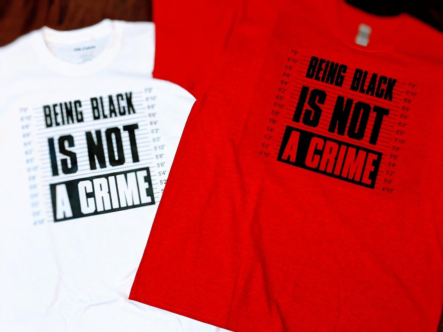 Image of Black: Not Guilty