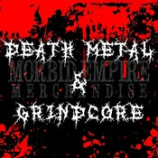 Image of DEATH METAL & GRINDCORE Mystery T-shirt