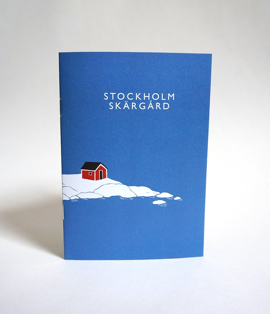 Image of Stockholm Archipelago - Zine