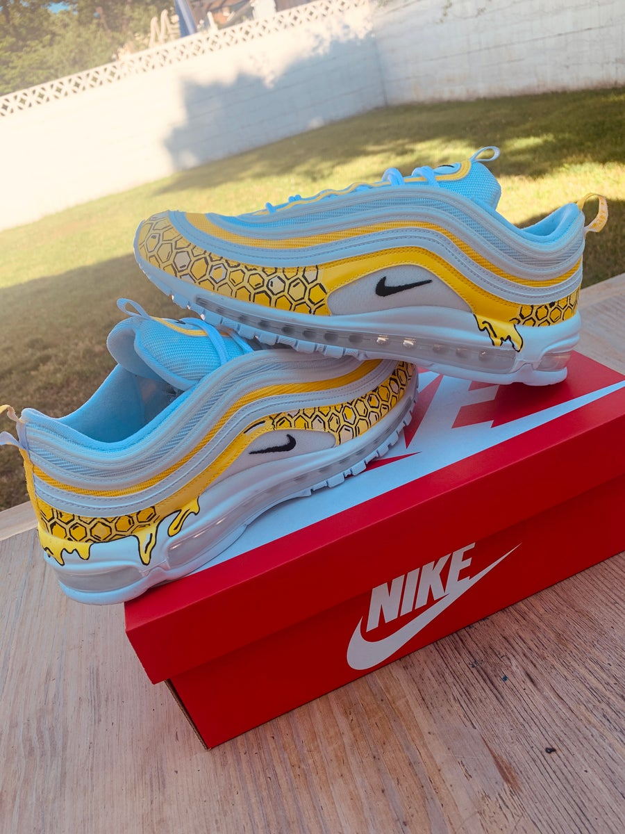 Image of AIRMAX 97s HONEYCOMBS