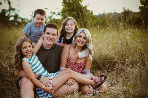 Image of Reserved for Jacqueline - Family Session