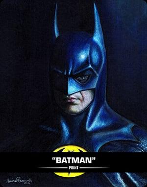 BATMAN - PRINT