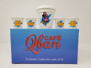 Image of Porcelain Colada Cups