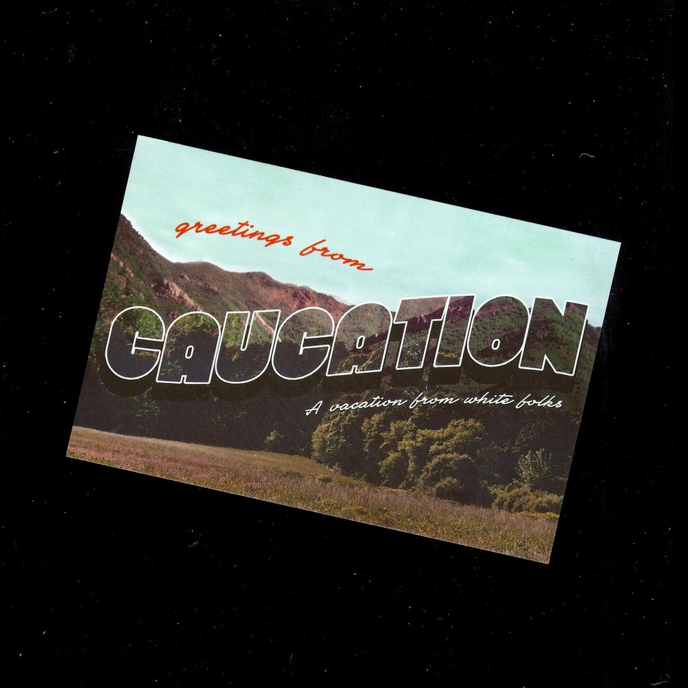 Image of Caucation Postcards
