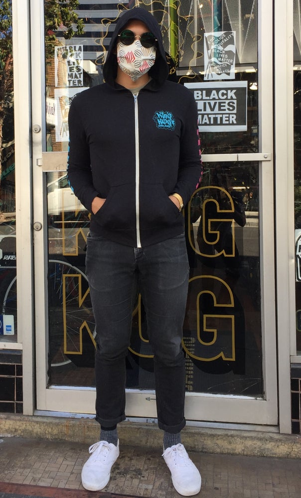 Image of PEZ x KK hoodie