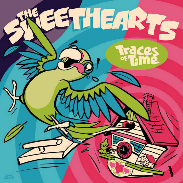 Image of Sweethearts - Traces of Time LP