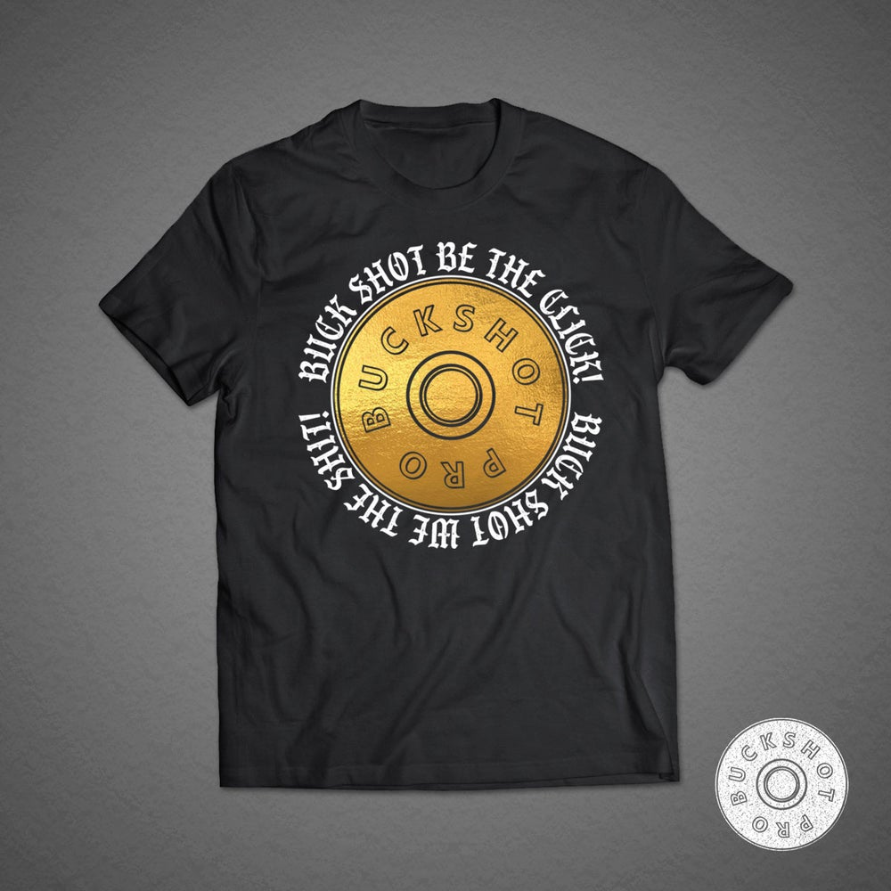"Image of ""Buck Shot Click"" T-Shirt"