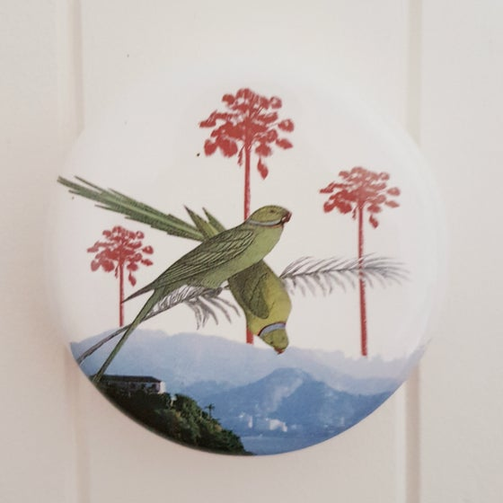 Image of Wall Plaque ~ The Holiday Birds