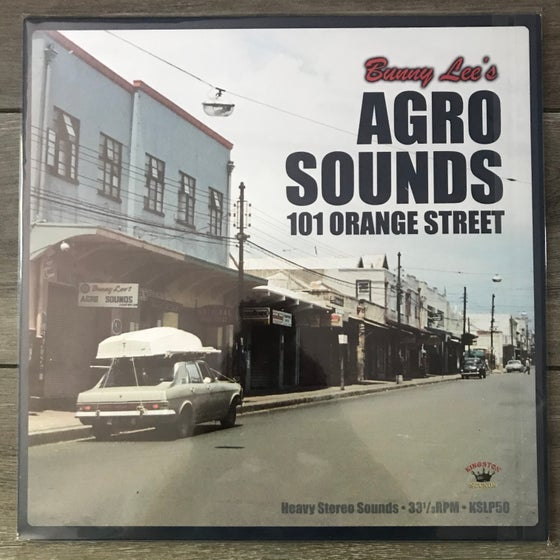 Image of Bunny Lee's Agro Sounds 101 Orange Street Compilation Vinyl LP