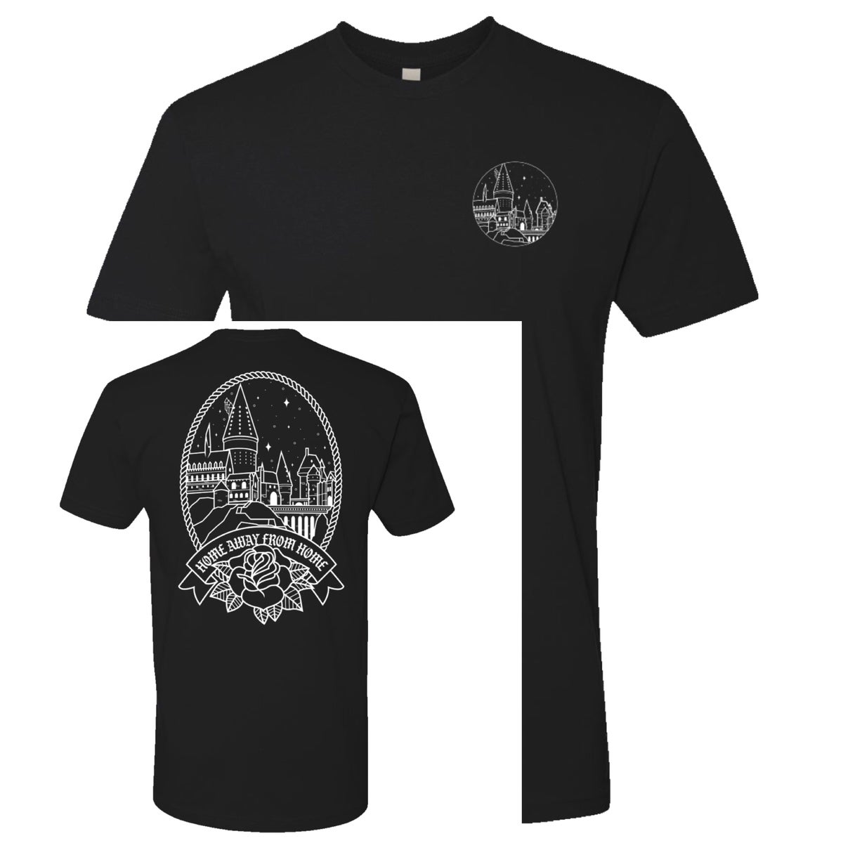 Image of 'Witchcraft and Wizardry' Tee