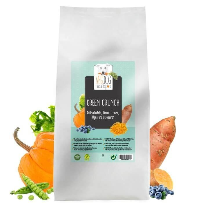 Image of Vegdog Green crunch 12 kg