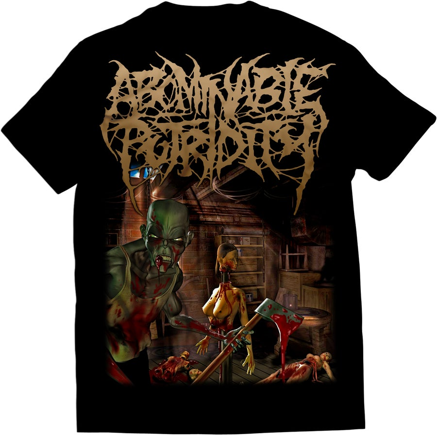 Image of Abominable Putridity - Demolisher - T-Shirt