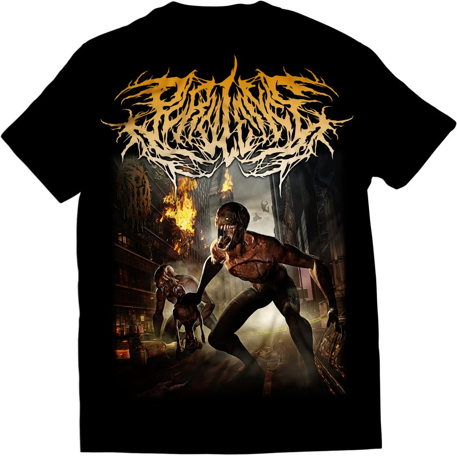 Image of Purulence - Autophagy - T-Shirt