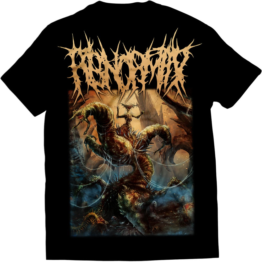 Image of  Abnormity - Irreversible Disintegration - T-Shirt