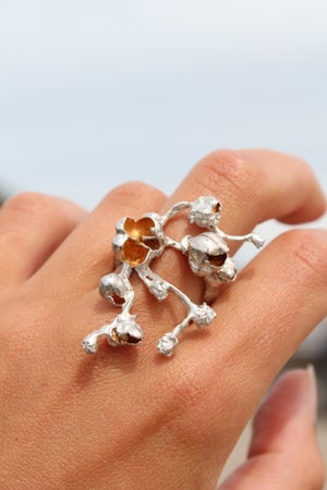 Image of Blossom Bulb Ring