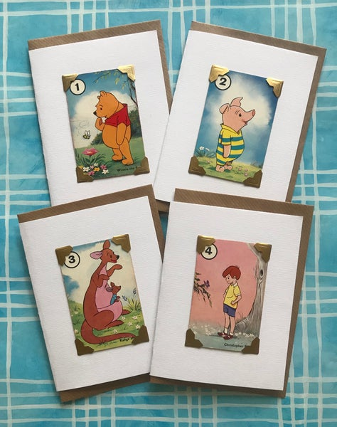 Image of Winnie the Pooh & friends