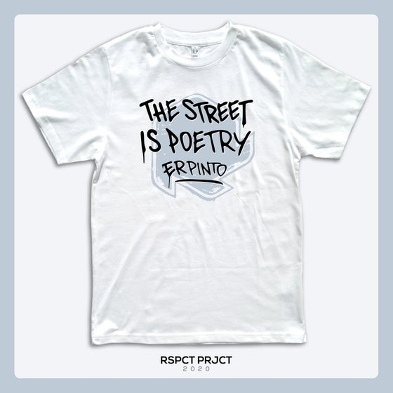Image of THE STREET IS POETRY