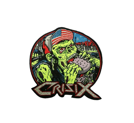 Image of American Zombie Patch