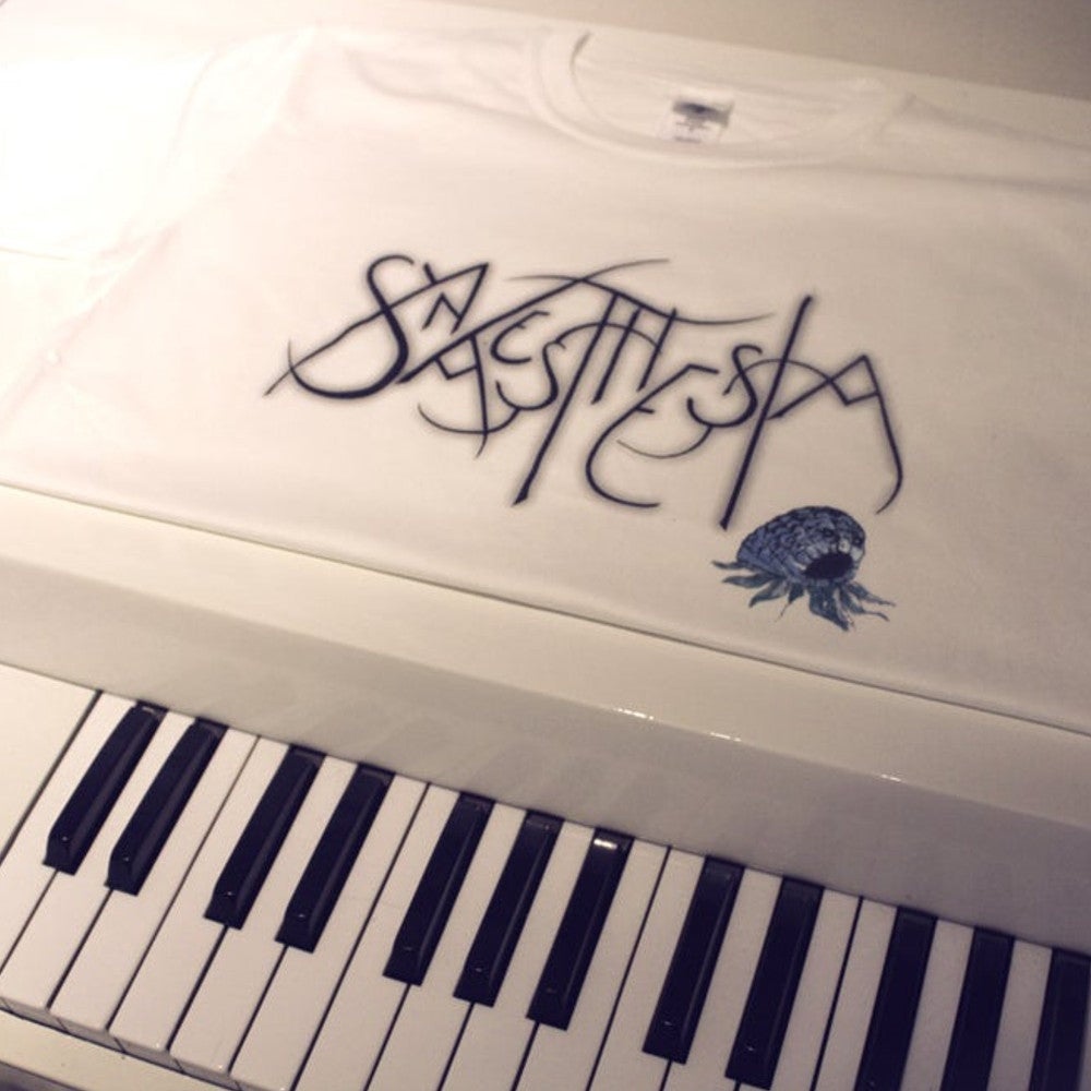 Image of Synaesthesia White Logo LIMITED EDITION