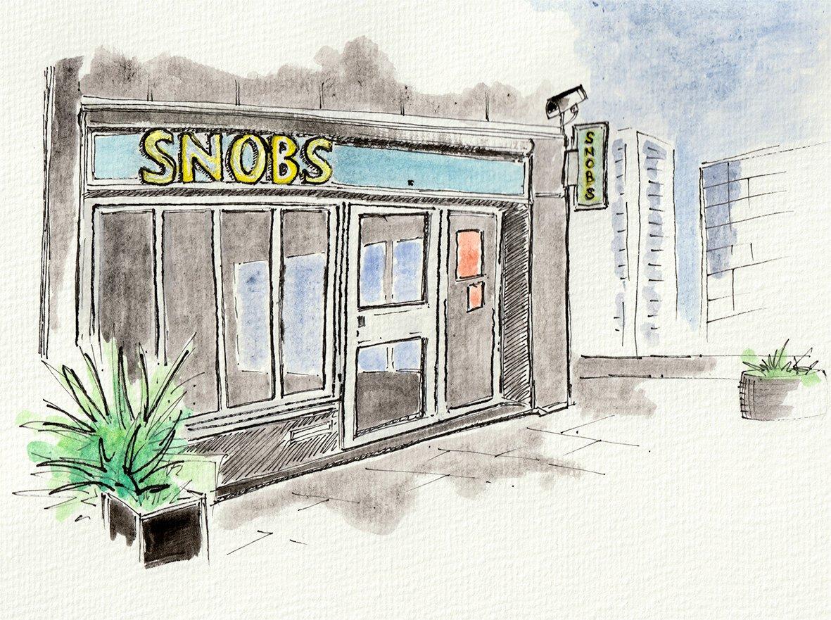 Image of Old Snobs Nightclub Birmingham