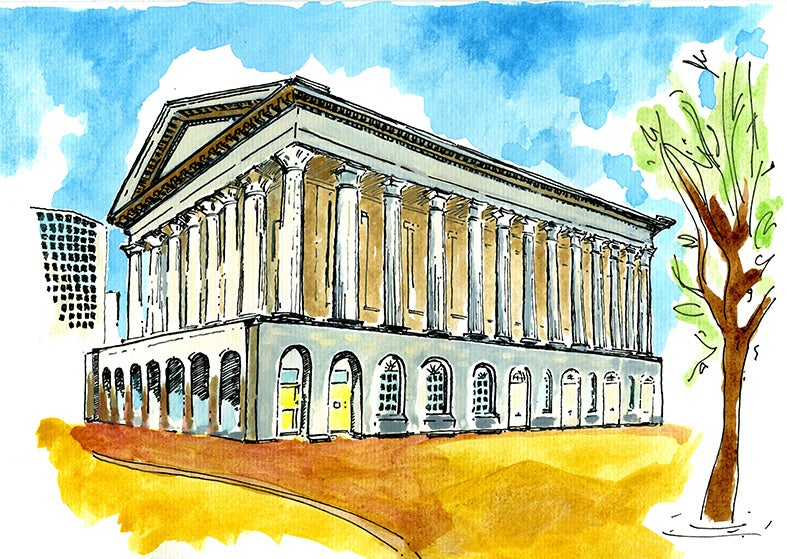 Image of Town Hall Birmingham