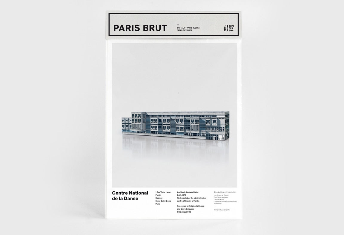 Image of Paris Brut