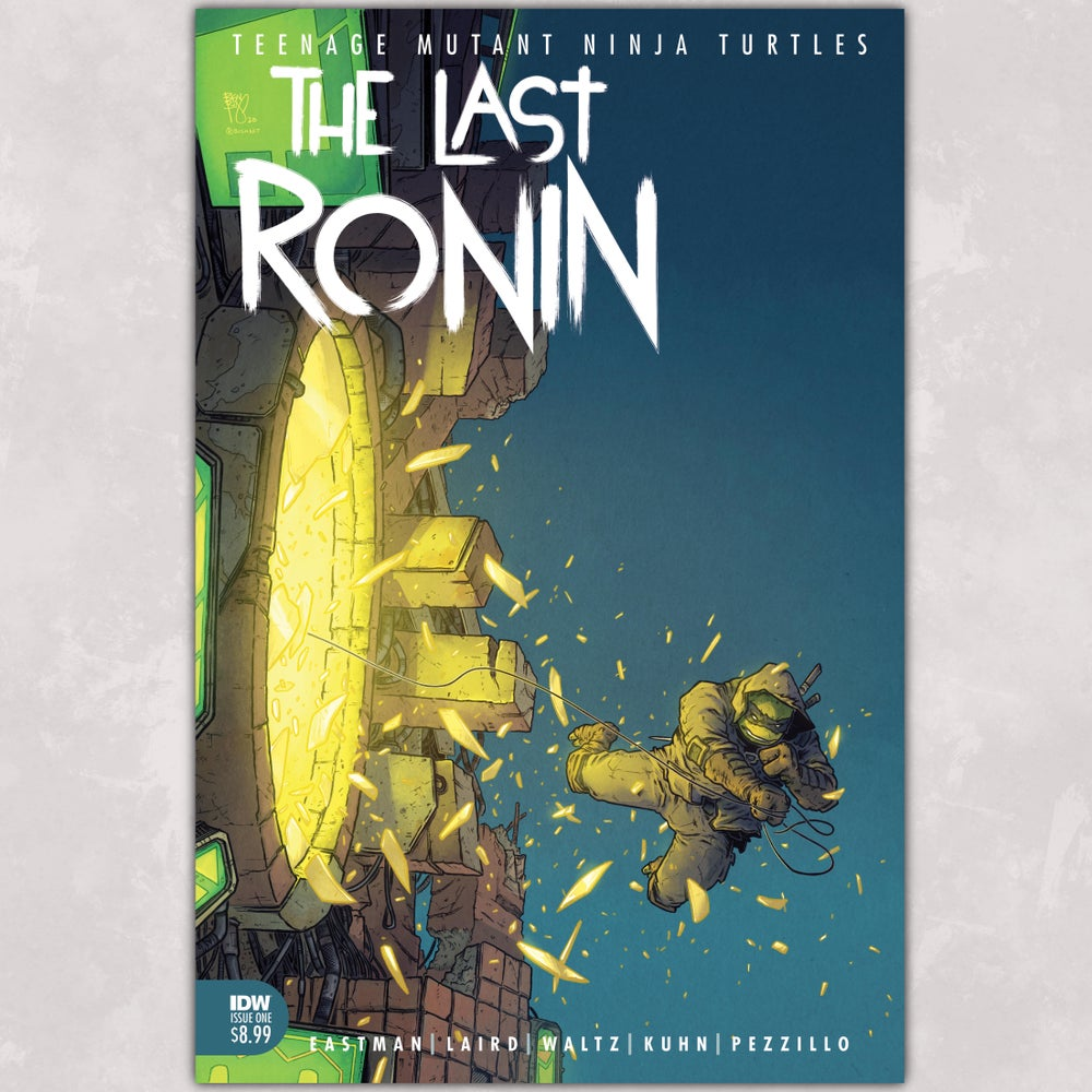 Image of THE LAST RONIN #1 - SPLIT DECISION COMICS EXCLUSIVE