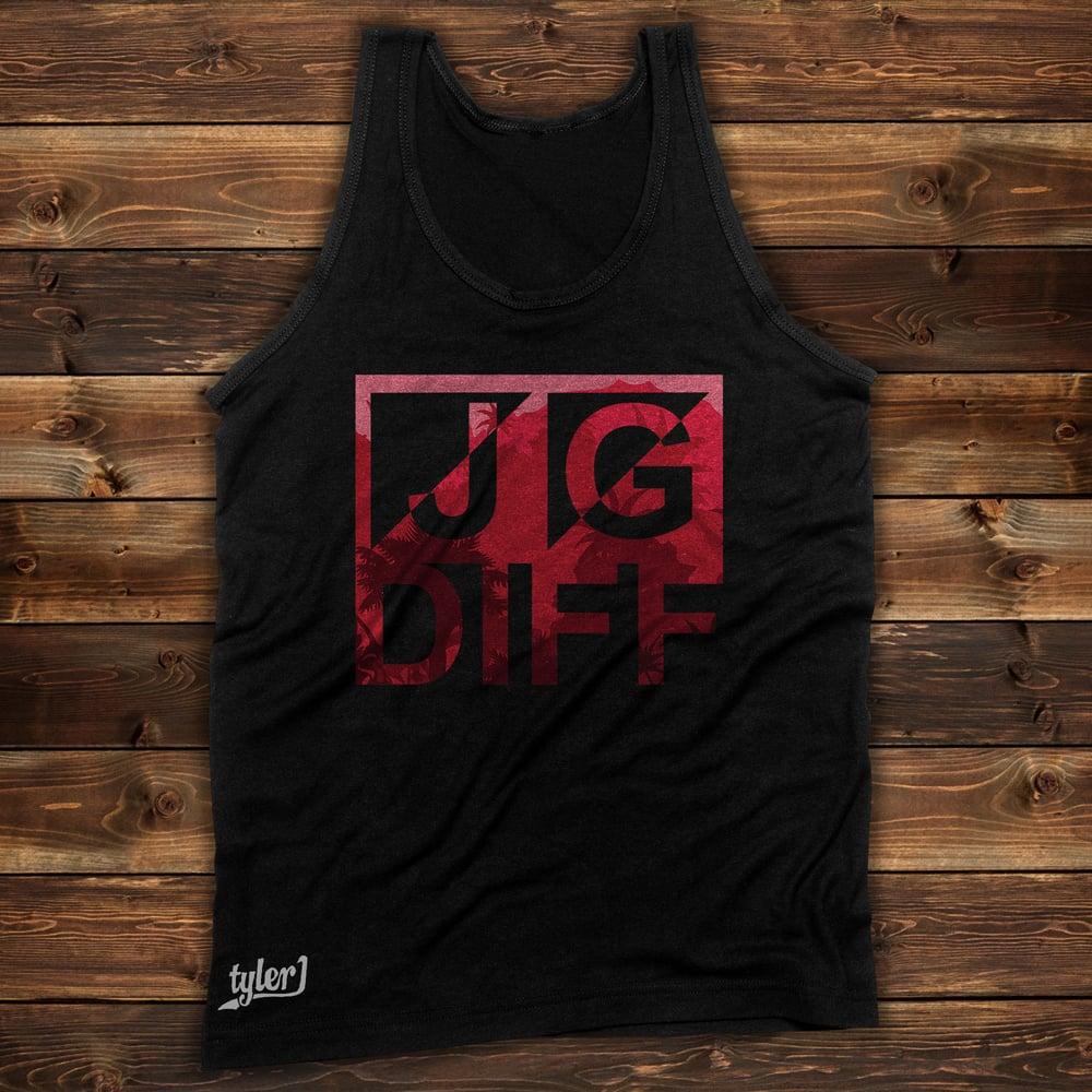 JG Diff Red Tank
