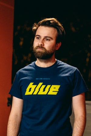 '𝙗𝙡𝙪𝙚' T-Shirt