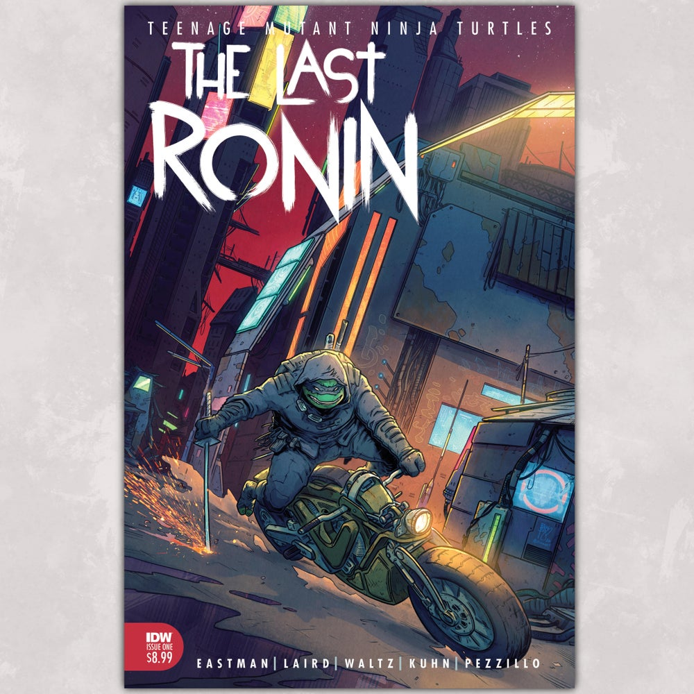 Image of THE LAST RONIN #1 - ONE STOP SHOP COMICS EXCLUSIVE