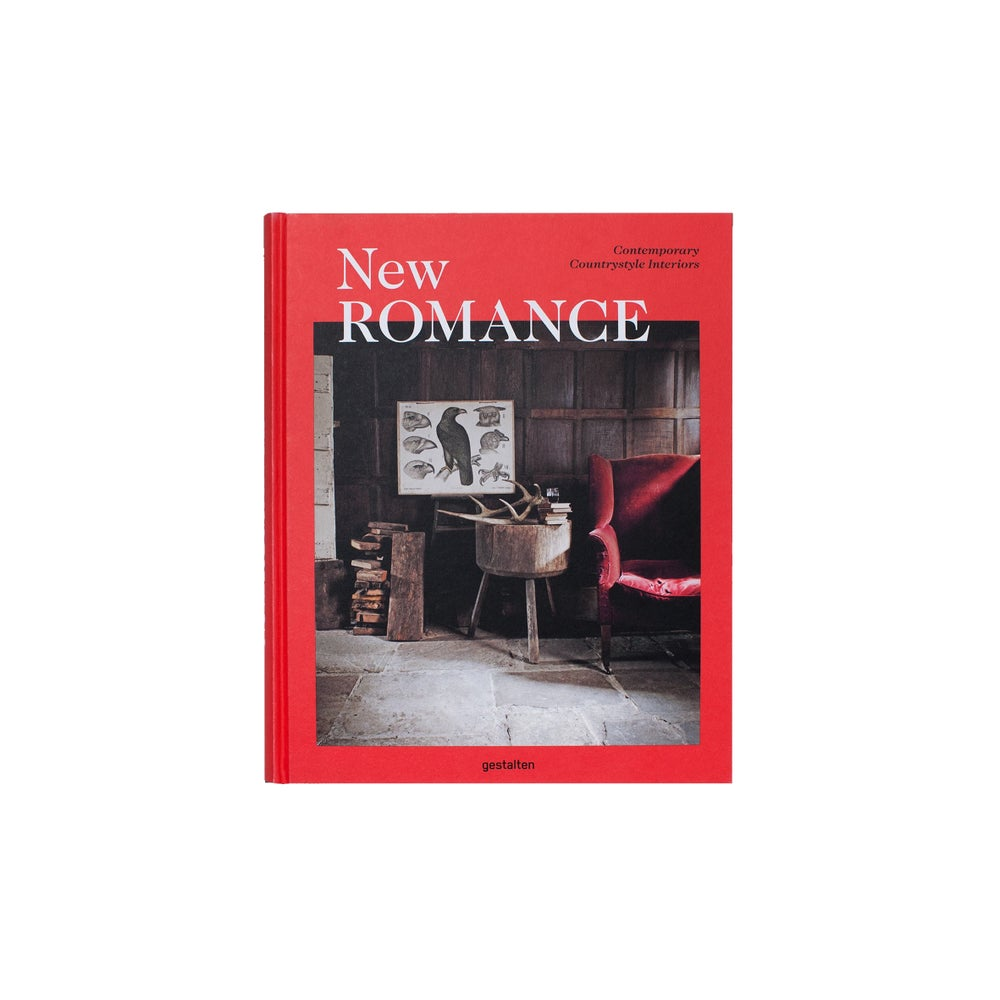 Image of New Romance: Contemporary Countrystyle Interiors