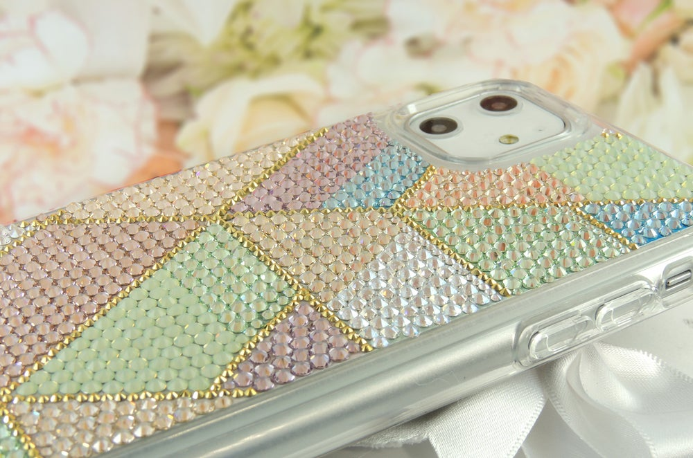 Image of Geo Deco Case Reduced to £125 from £225!
