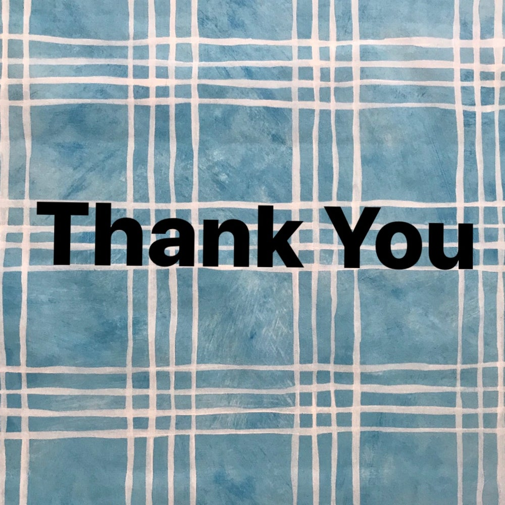 Image of Thank You Selection