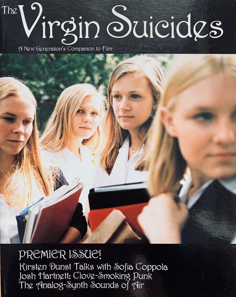 Image of (Sofia Coppola)(ソフィア•コッポラ)(Virgin Suicides Premier Issue)