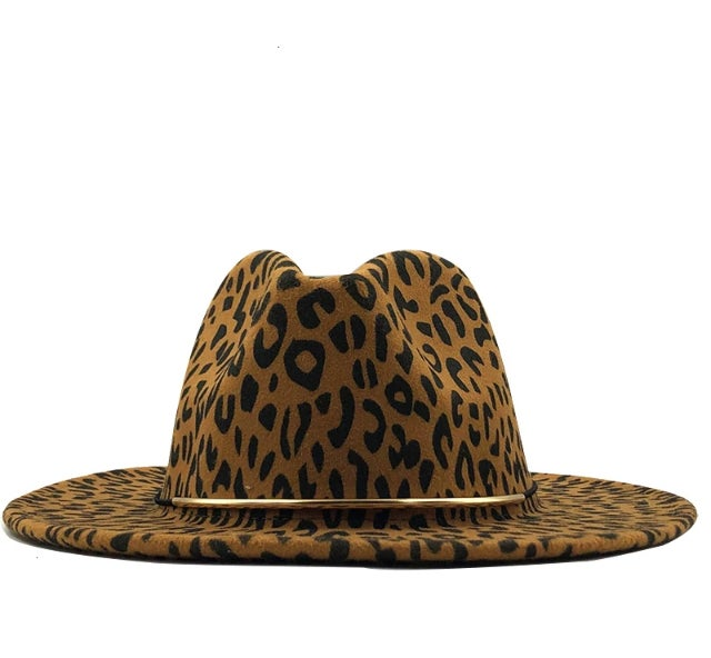 Image of Leopard Fedora