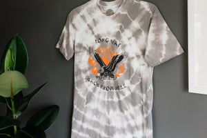 Image of 'Long Way Back From Hell' Tie Dye