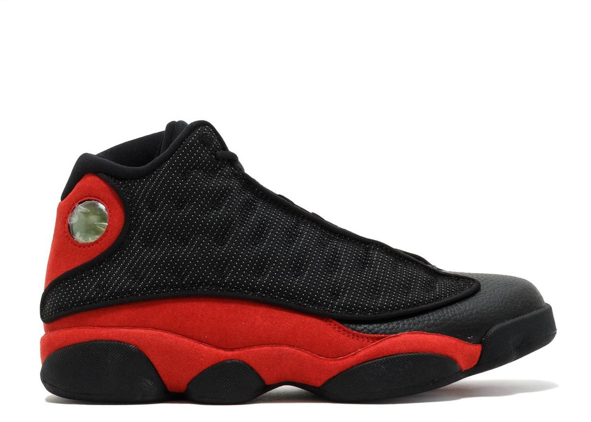 "Image of AIR JORDAN 13 RETRO ""BRED 2017 RELEASE"""