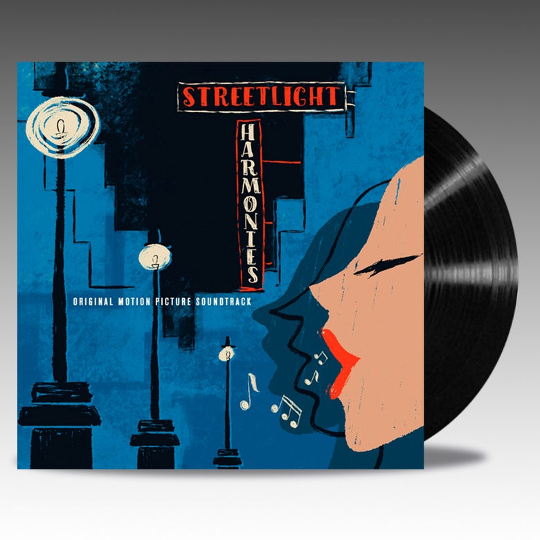 Image of Streetlight Harmonies Original Soundtrack 'Classic Black Vinyl' - Various