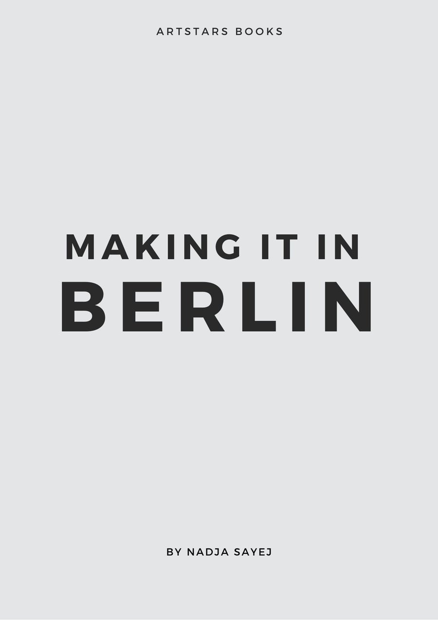 Image of Making It In Berlin