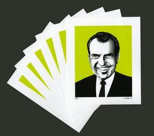 Image of RICHARD NIXON photo print