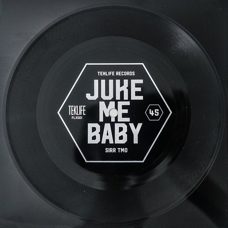 Image of Juke Me Baby by Sirr TMO Flexidisc