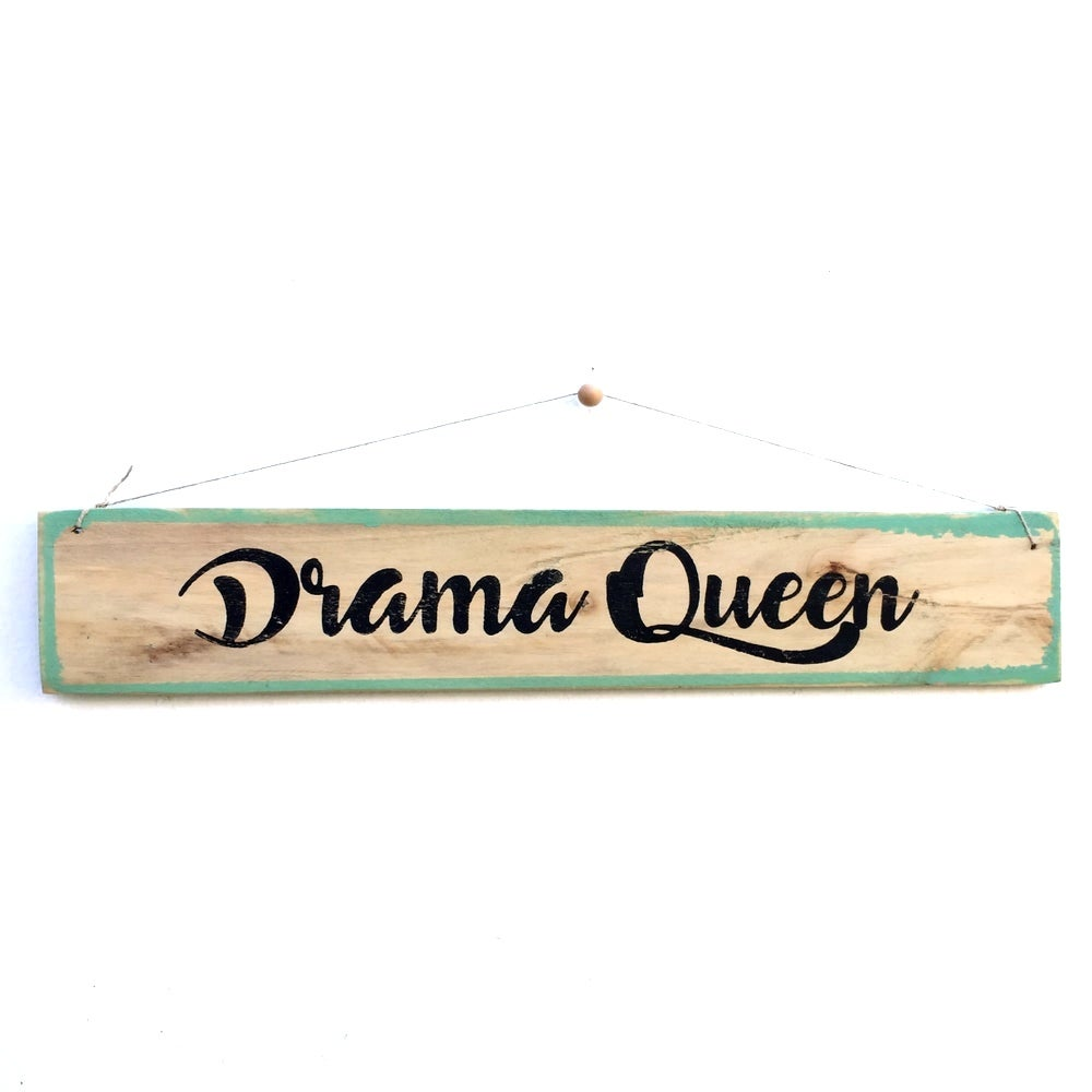 Image of Cartel Drama Queen