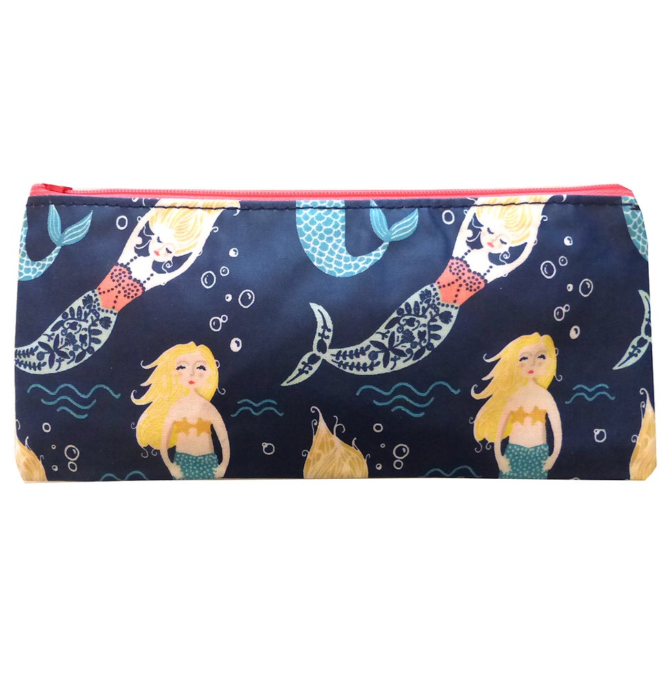 Image of Mermaid Pencil Case