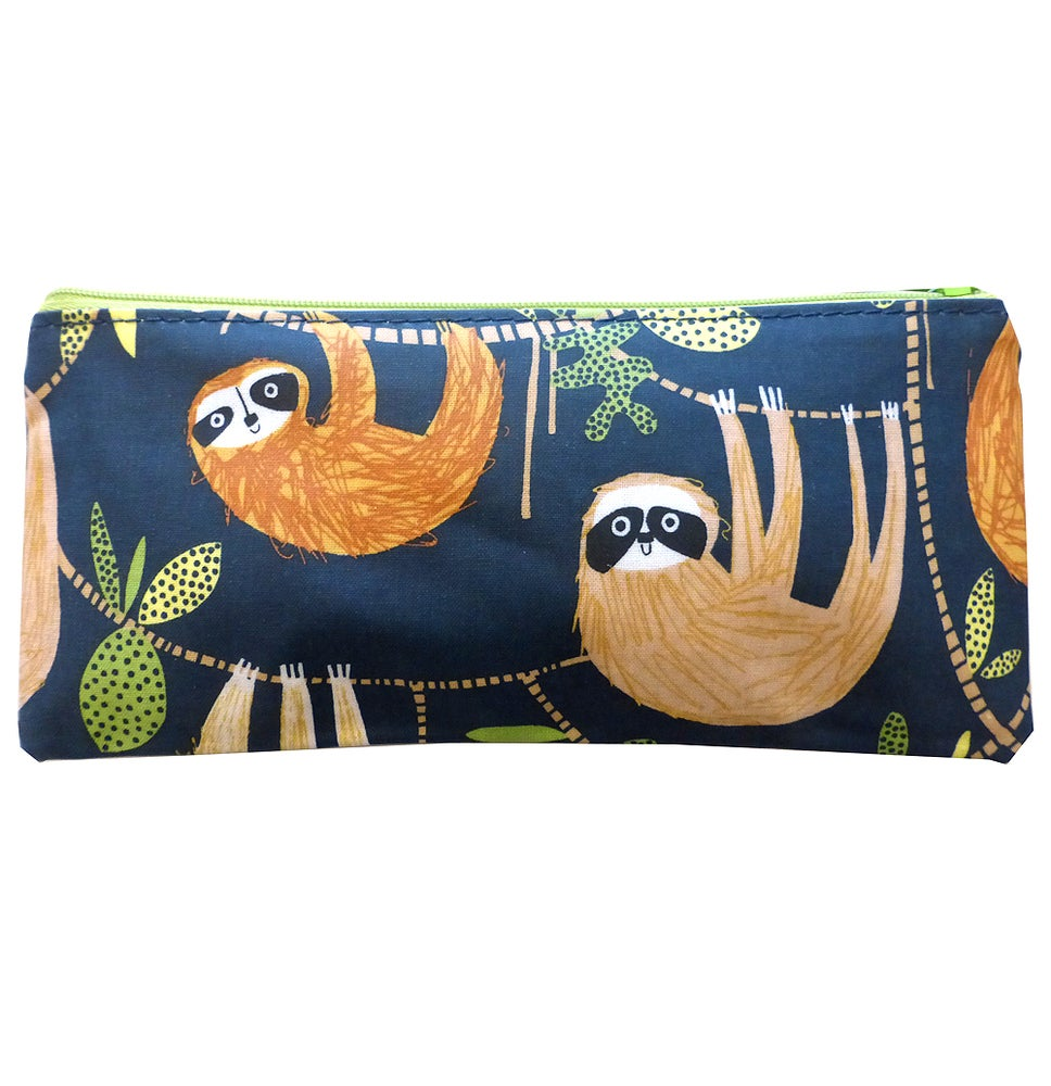 Image of Sloth Pencil Case