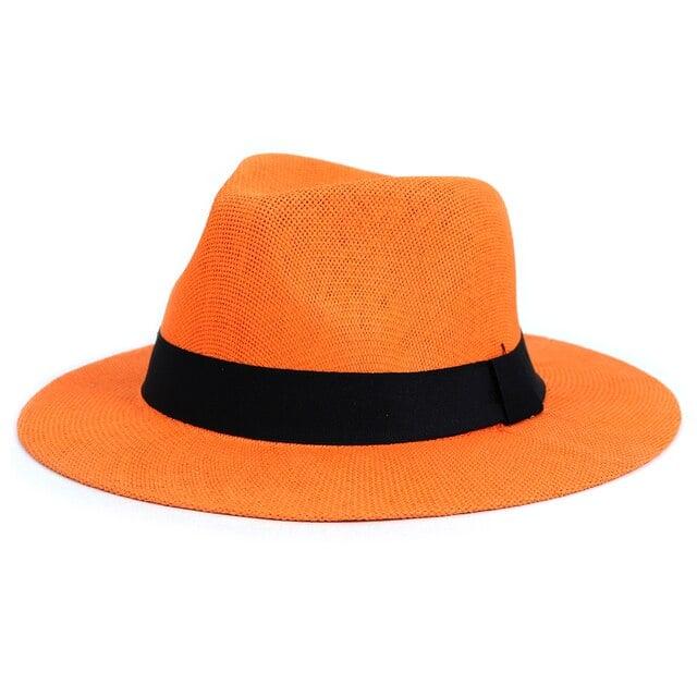 Image of Wide Brim Fedora Hats
