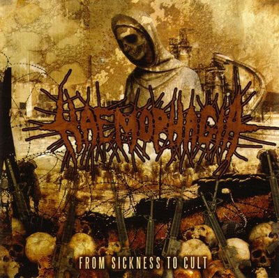 Image of Haemophagia - From Sickness To Cult CD