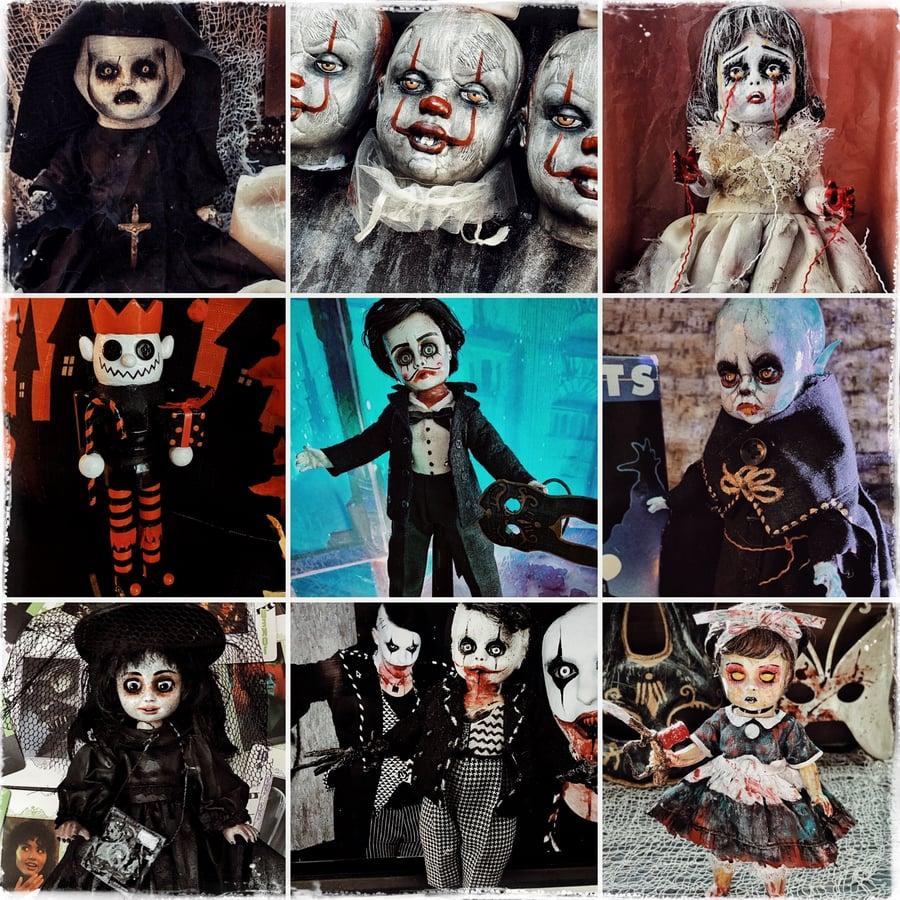 Image of Custom Dolls