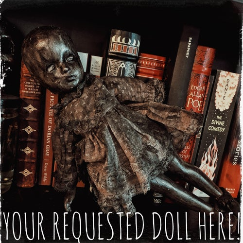 Image of Custom Dolls