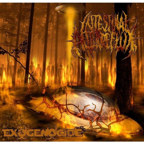 Image of Intestinal Alien Reflux - Exogenocide CD
