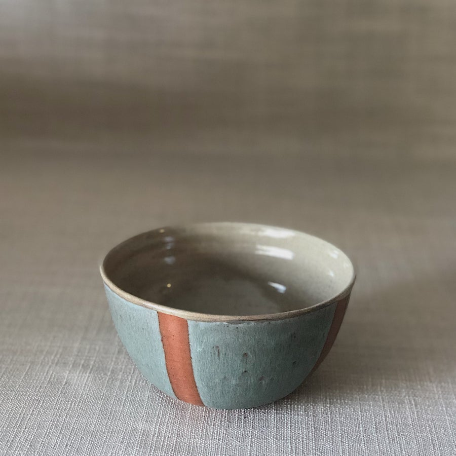 Image of HIGHWATER DARK STRIPY NOODLE BOWL